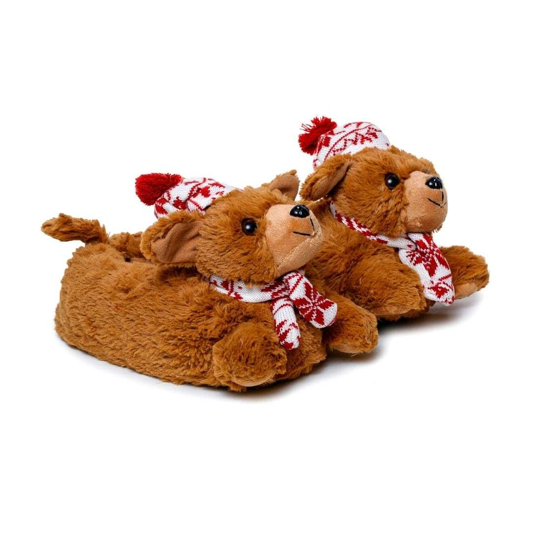 Brown Bear Shoes
