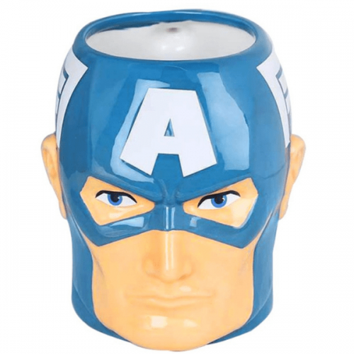 Captain America Ceramic Coffee Mug