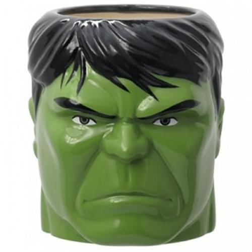 Hulk Face Coffee Mug