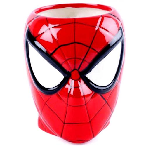 Spider Man Ceramic Coffee Mug