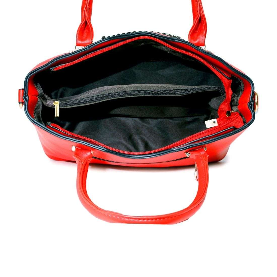 Woman Sling Bag Red