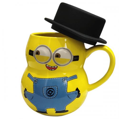 3 D Minion Coffee Mug