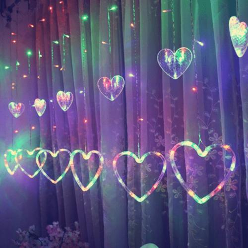 Heart String Light