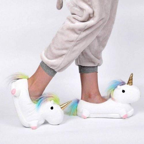 White Unicorn Shoes