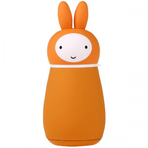 Yellow Rabbit Flask