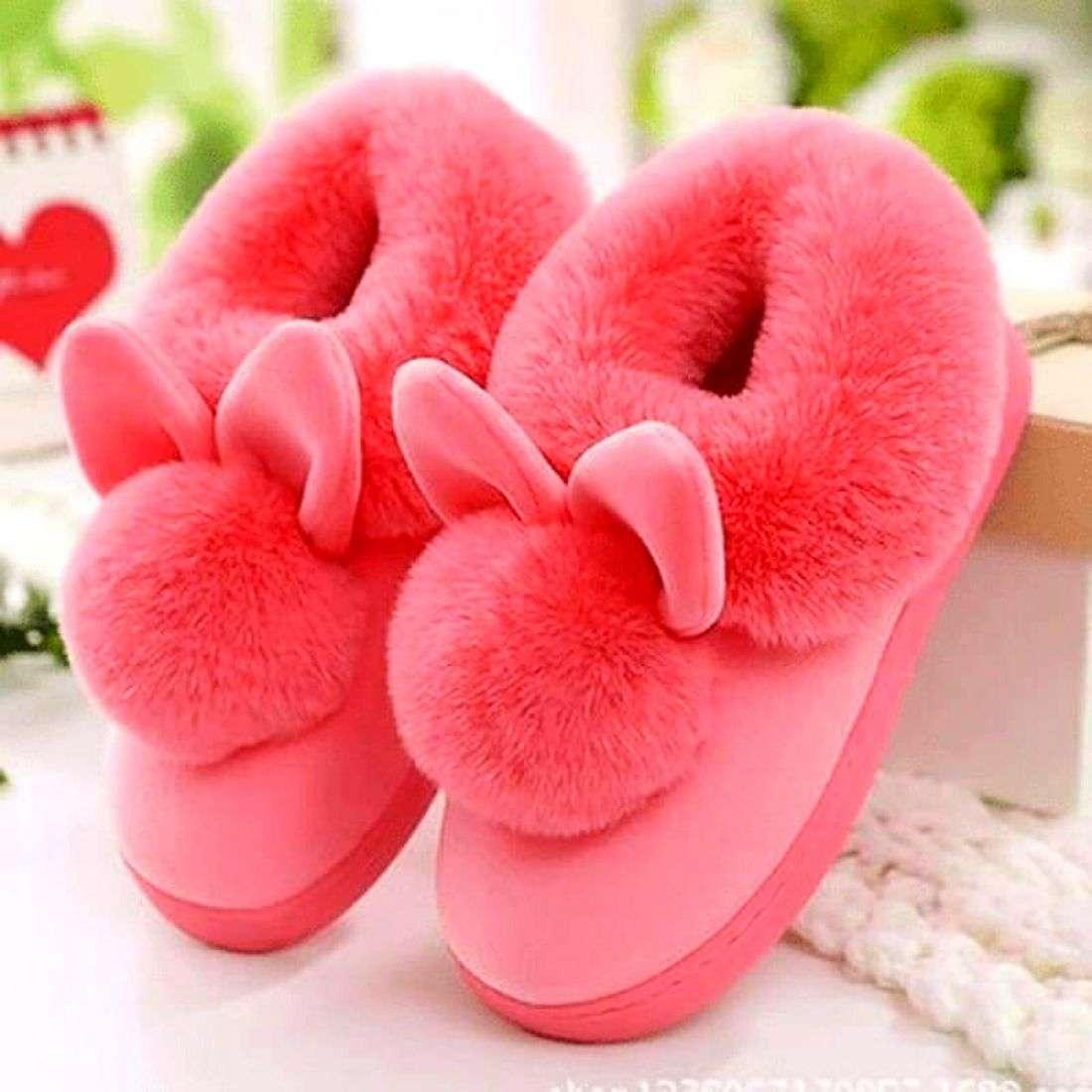 Rabbit Shoes Pink - Bulk Deal