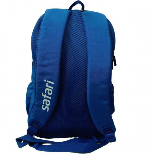 Blue Safari Bag