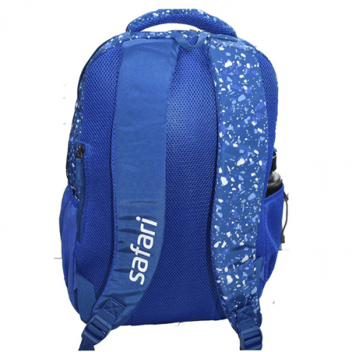 Blue Safari Backpack