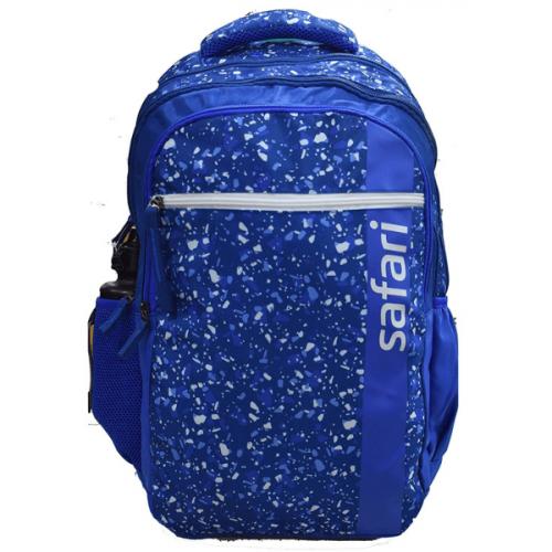 Blue Safari Backpack