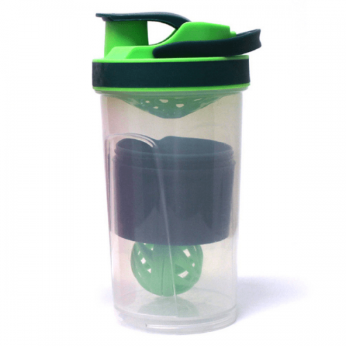 Gym Bottle Green