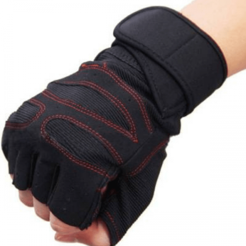 Gym Gloves Red