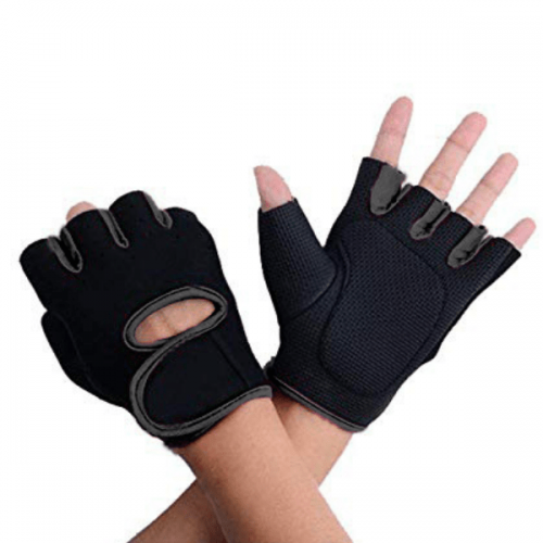 Gym Gloves Black