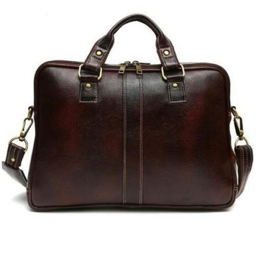 Dark Brown Laptop Bag