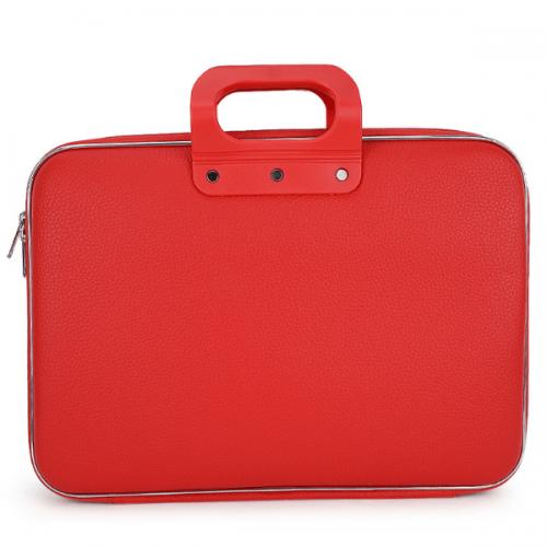 Laptop Messenger Bag Red
