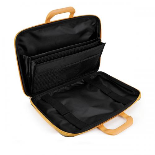 Laptop Messenger Bag Yellow