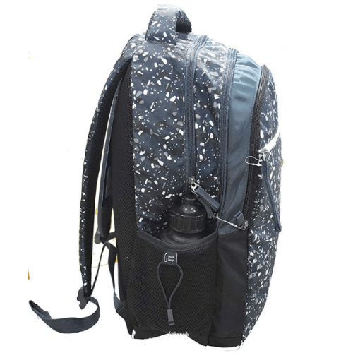 Black Safari Backpack