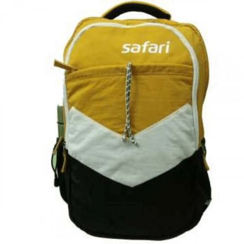 Safari Backpack Yellow