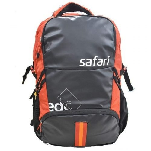 Safari Bag Red And Black
