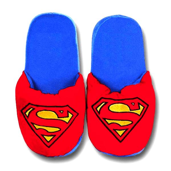 Superman Slipper - Bulk Deal
