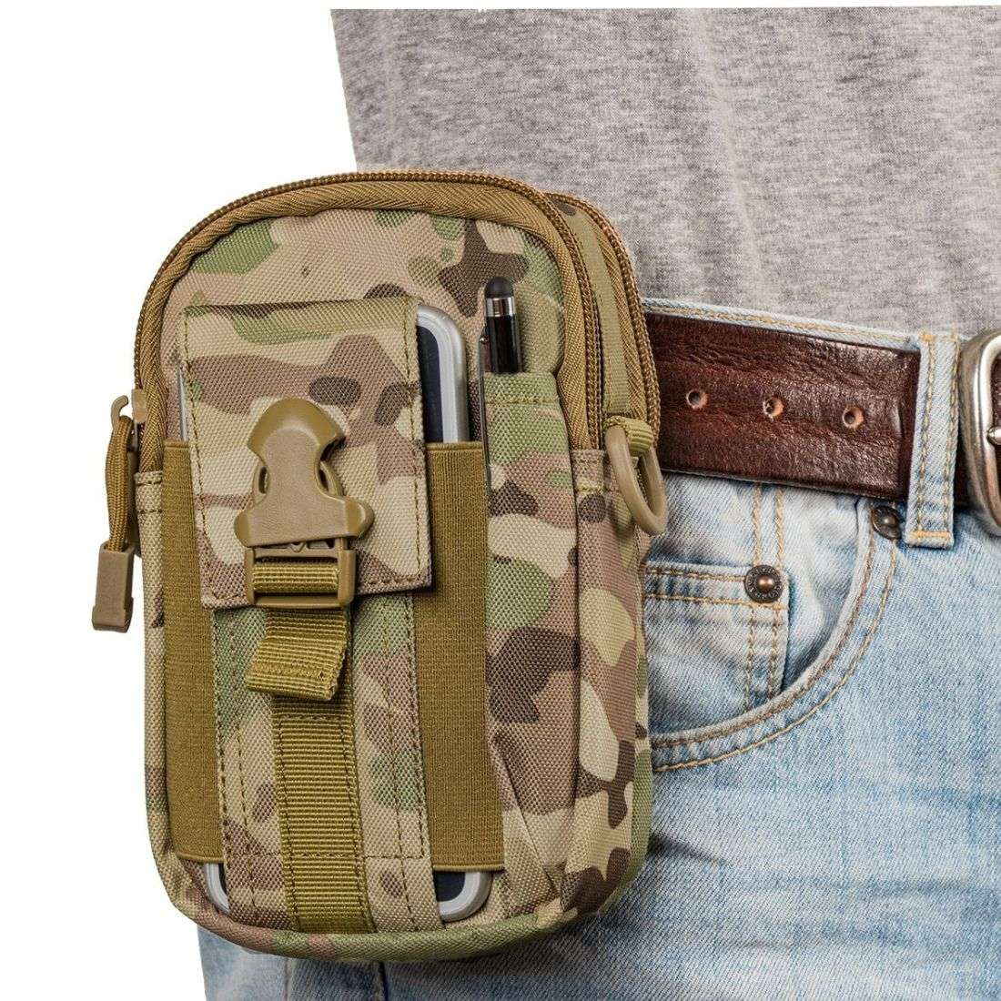 Tactical Pouch Green