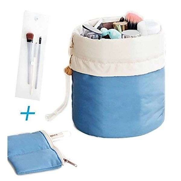 Travel Dresser Pouch Blue - Bulk Deal