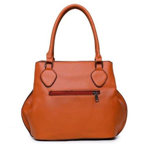 Woman Handbag Light Brown
