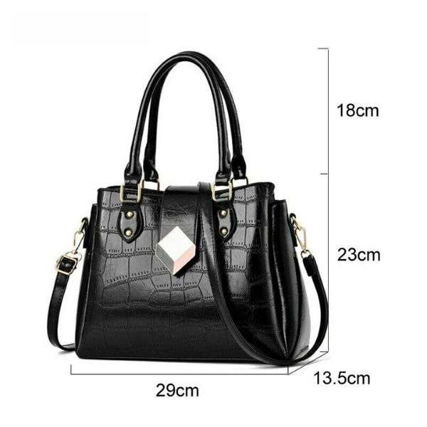 Woman's Black Handbag - Bulk Deal