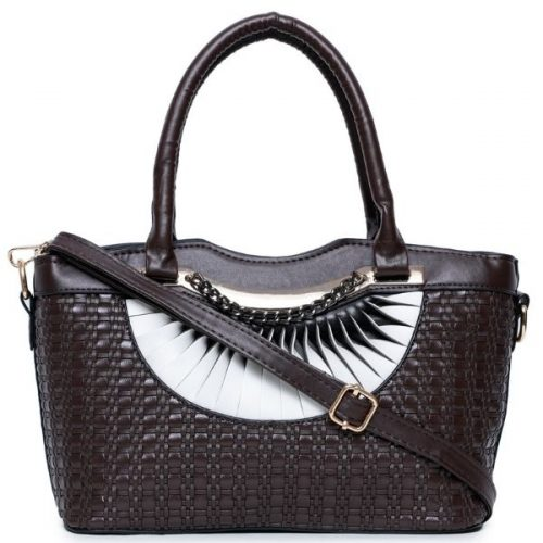 Woman's Handbag Dark Brown