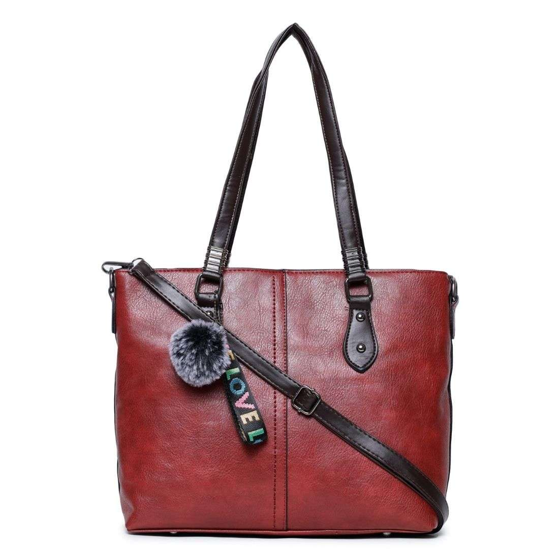 Woman's Sling Bag Red
