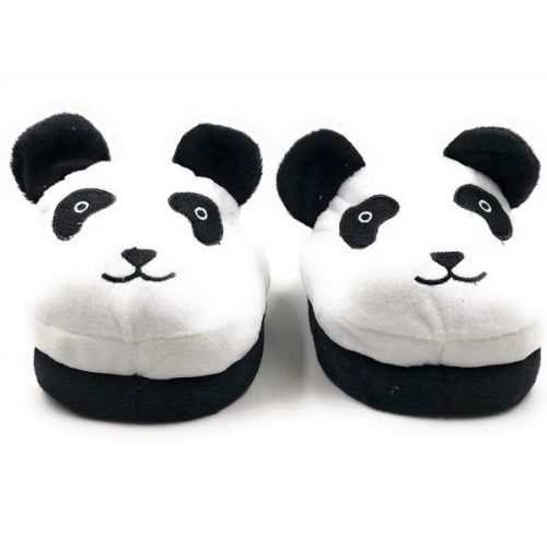 Kids Panda Slippers