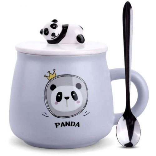 Panda Coffee Mug Purple