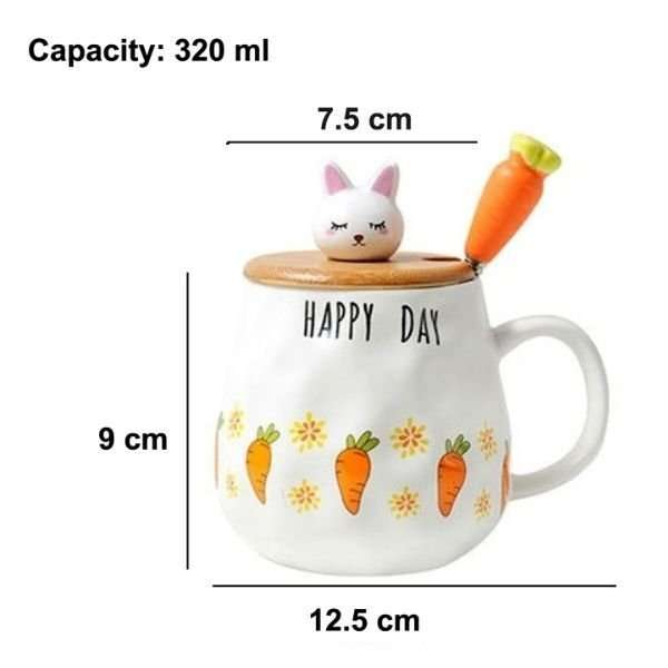 Rabbit Mug - Bulk Deal