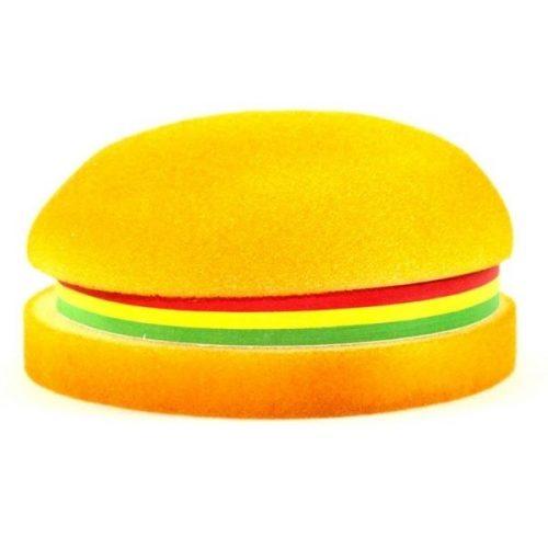 Burger Memo Pad
