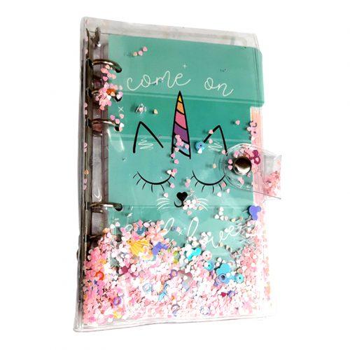 Unicorn Sparkle Diary