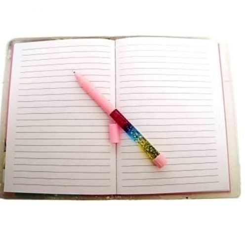 Unicorn Glitter Diary
