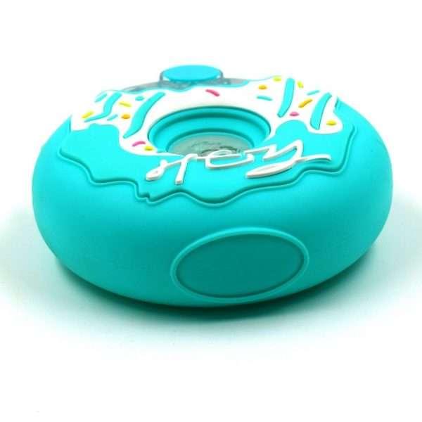 Donut Kids Water Sipper Flask Blue - Bulk Deal