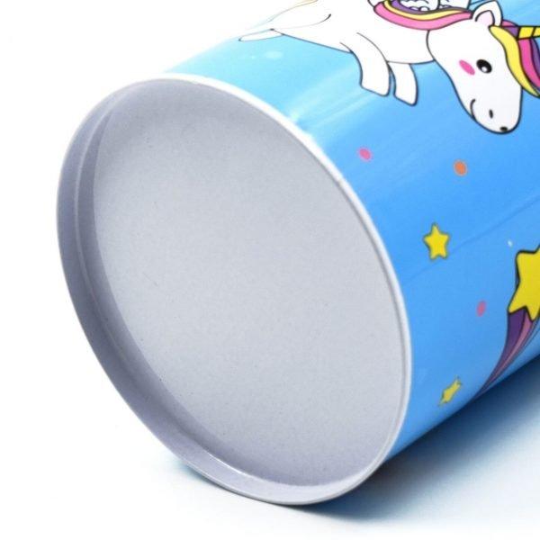 Unicorn Piggy Bank Blue - Bulk Deal