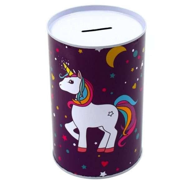 Unicorn Piggy Bank Purple - Bulk Deal