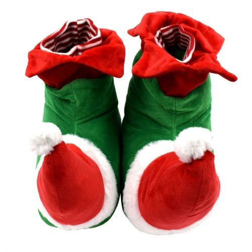 Santa Hat Shoes