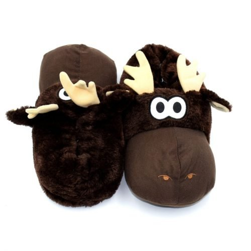 Reindeer Plush Shoes