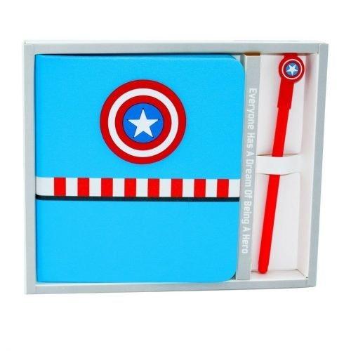Captain America Diary