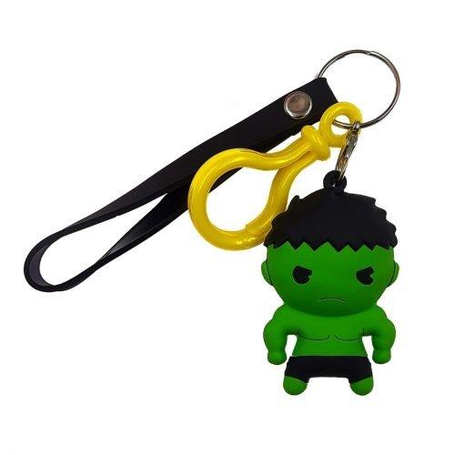 Hulk Keychain And Keyring