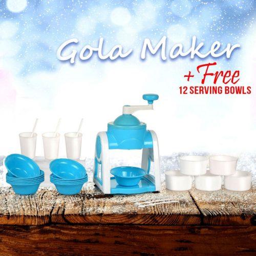 Hand Gola Maker